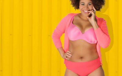 Hips Underwear- body type